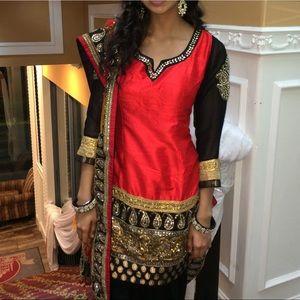 Dresses & Skirts - Vibrant Punjabi suit